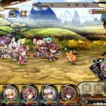 九十九姫~横スクロールタイプの進撃RPG