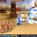 CABAL~ART OF WAR~爽快感のあるアクション性の高いMMORPG